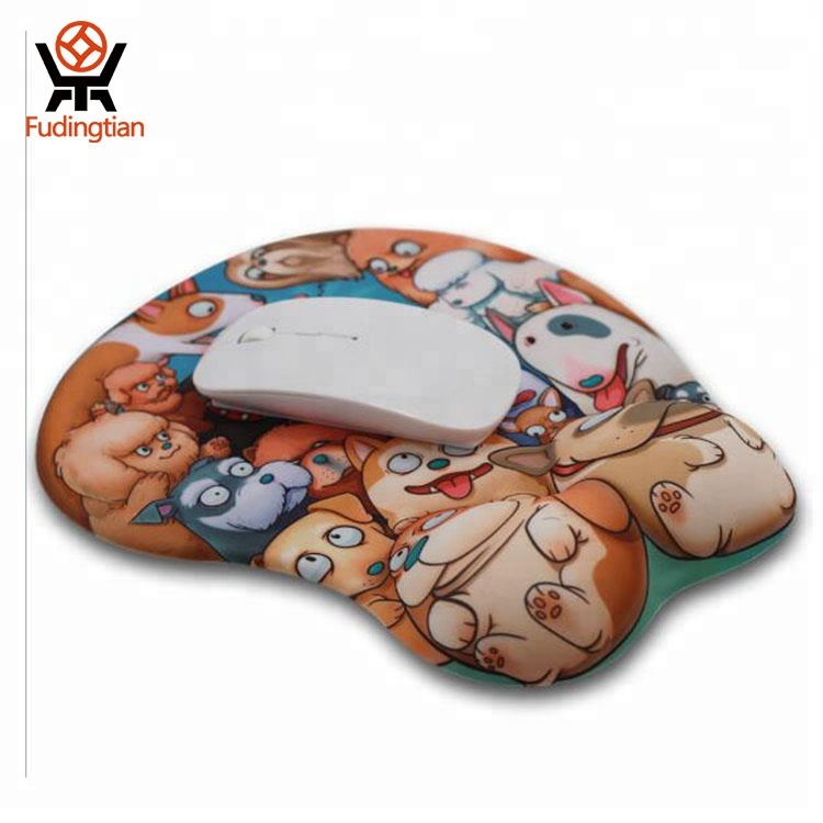 anime 3d mouse pad