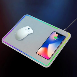Wireless Charger mouse pad 1