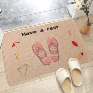 door mat