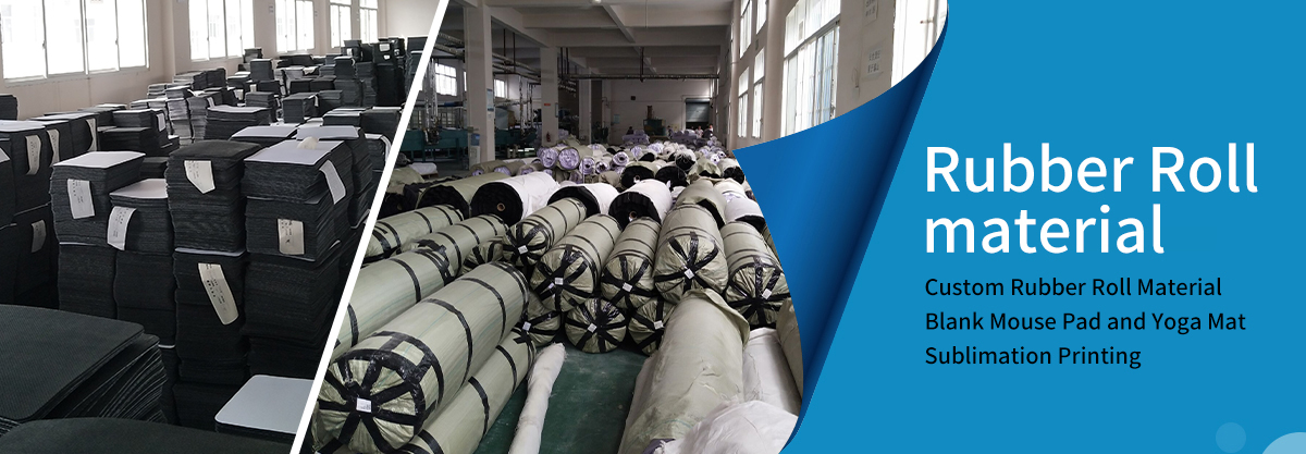 Rubber Roll material