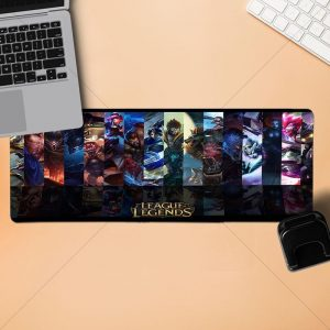 LOL League Of Legend Mouse Mat Gaming Mouse Pad