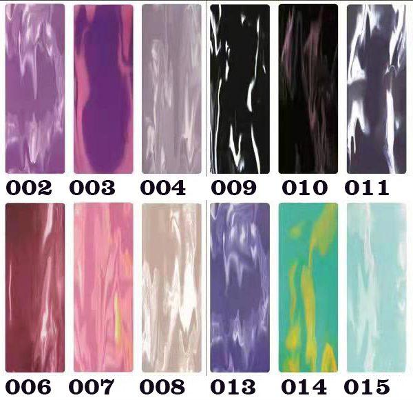 color wave yoga mat sku